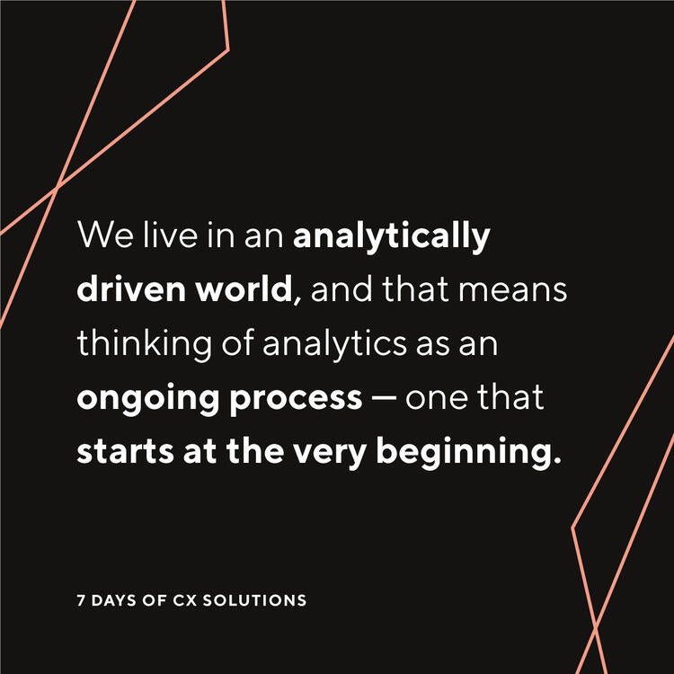 Your Roadmap To Thriving In An Analytically Driven World Image