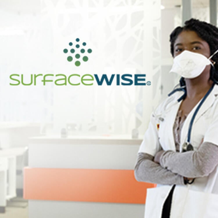 A Revolutionary Cleaning Product, SurfaceWise2, with a Customer Experience to Match — Tandem Theory Announces New Client, Allied BioScience Image
